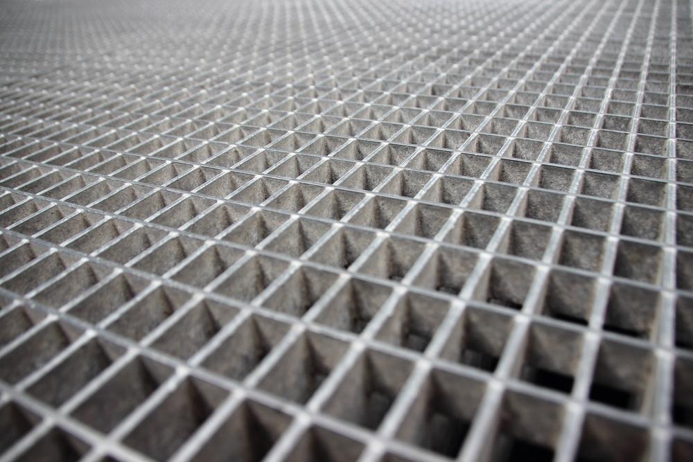 Стальные ливневые решетки