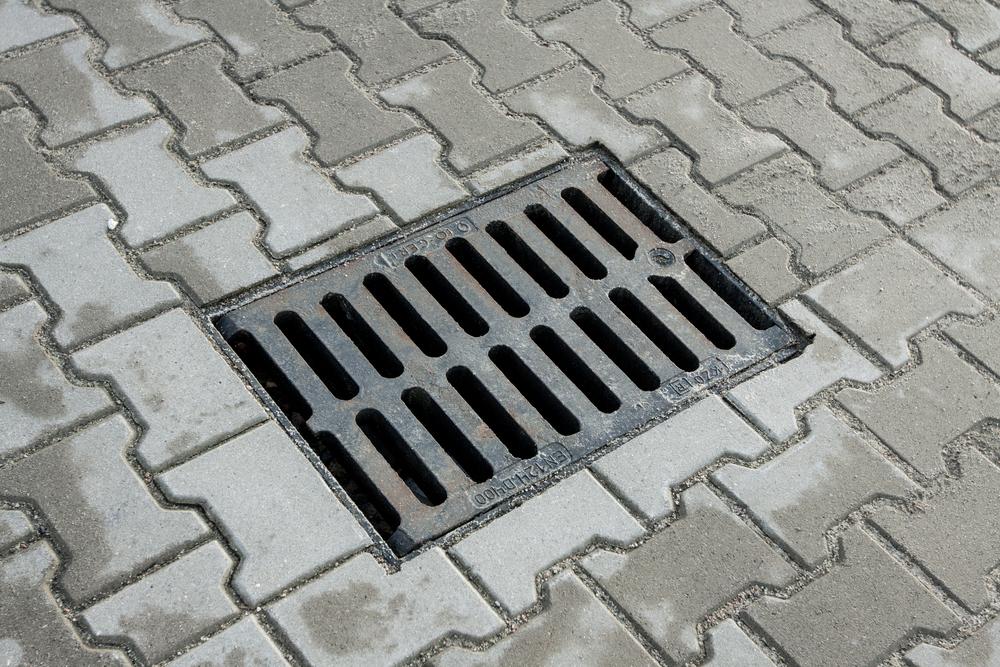 Надземная и подземная ливневая канализация